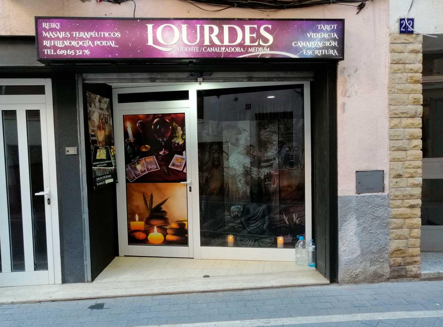 REIKI EN EL VENDRELL Lourdes